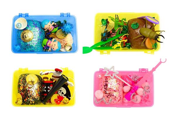 Boy/Girl Mini Kit Set