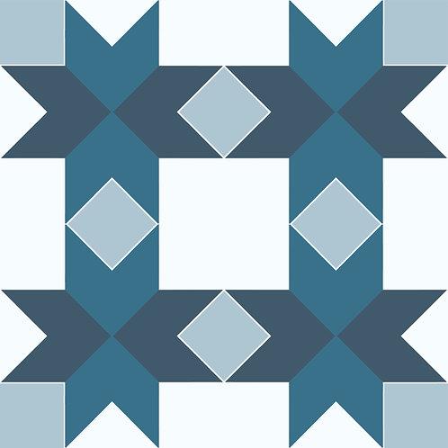 Porcelanico Zahara Blue