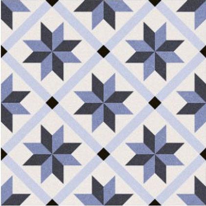 Porcelanico Palermo Cobalto