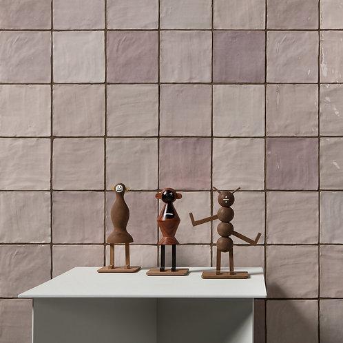 Azulejo Riad Pink 10 x 10