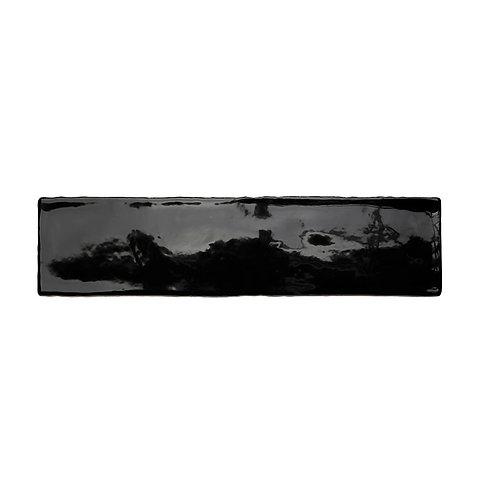 Azulejo Epoque Noir 7,5 x 30