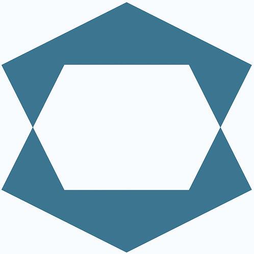 Porcelanico Star Blue