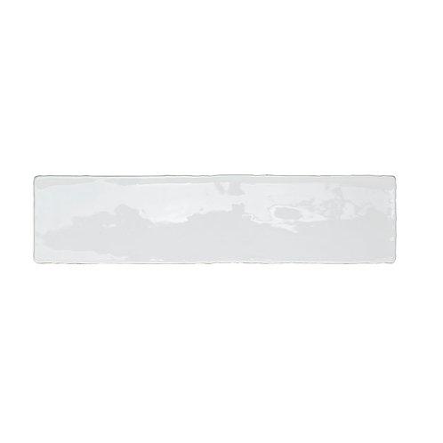 Azulejo Epoque Blanc 7,5 x 30