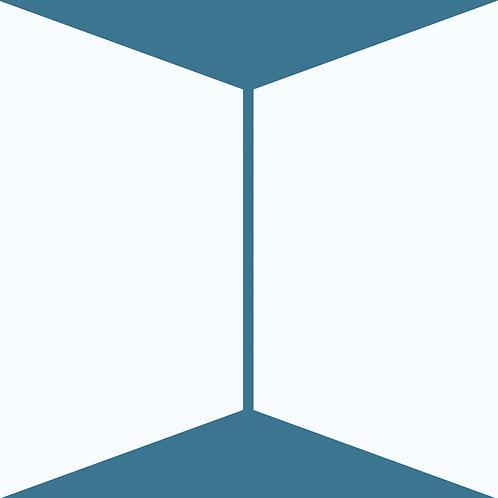 Porcelánico Slope Blue