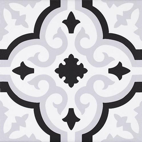 Porcelánico Amur Orly Blanc
