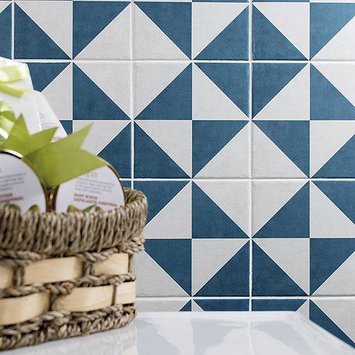 Porcelánico Okanagan Castle Blue