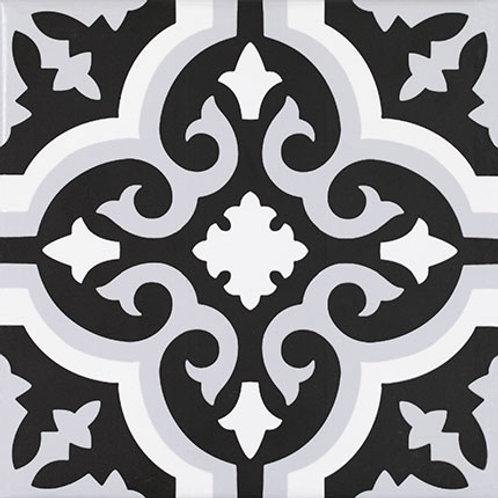 Porcelánico Amur Orly Noir