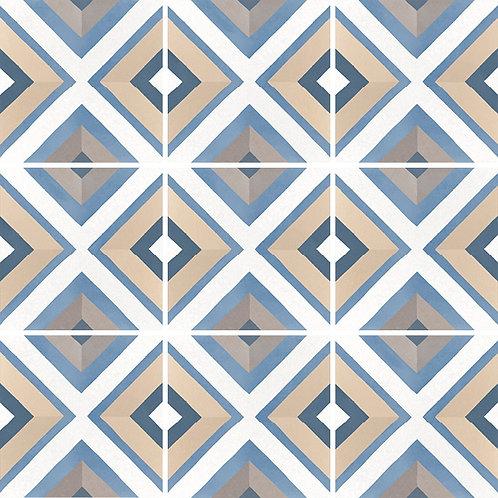 Porcelánico Square Colors