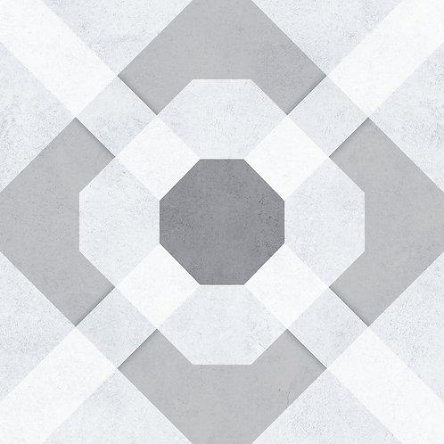 Porcelánico Net Grey