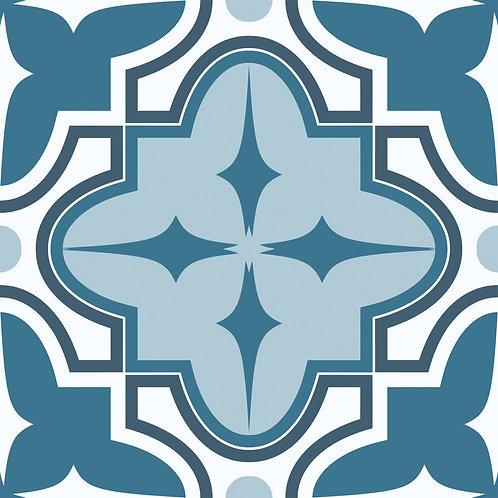 Porcelanico Daima Blue