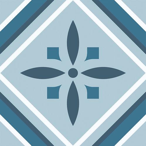 Porcelanico Jamila Blue