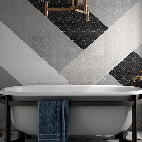 Mosaico Alhambra Light Grey