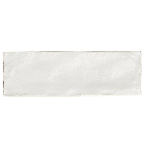 Azulejo Riad White 6.5 x 20