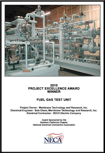 2010 Project Excellence Award Winner