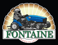 Logo Fontaine - courses de tracteurs 201