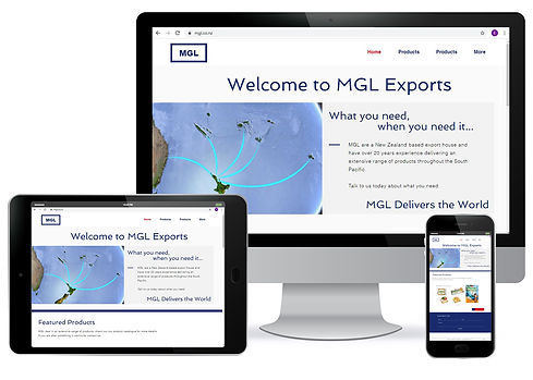 MGL Website Sample