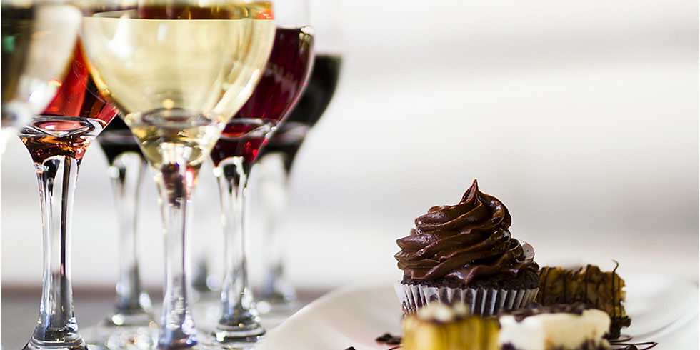 Wine & Cupcake Tasting