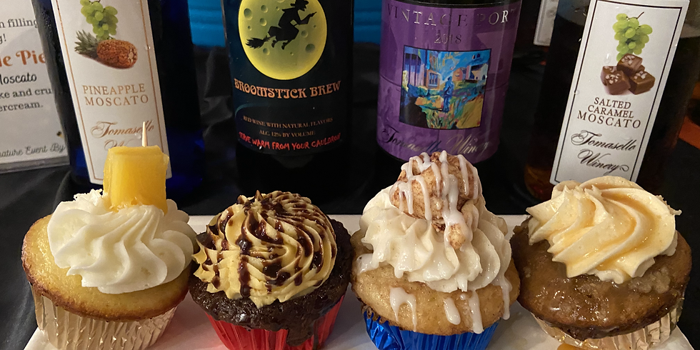 Holiday Corks & Cupcakes Boxes: Part Two