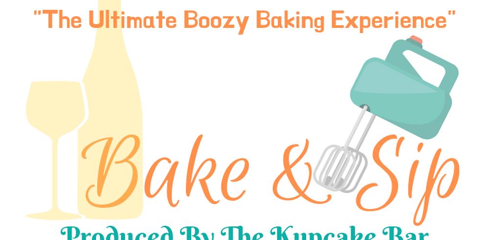 Adult BYOB Boozy Baking Class