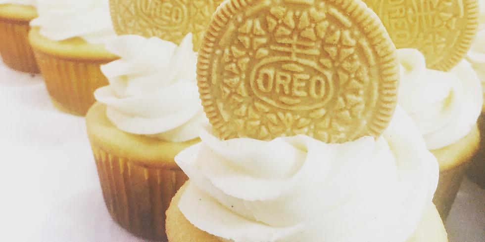 National Dessert Day - Cupcake Sale