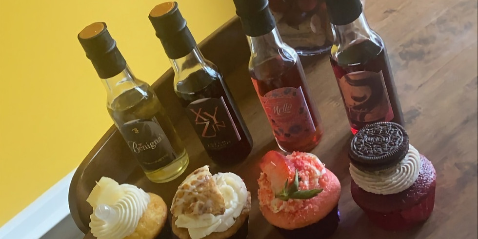 Corks & Cupcakes - MOTHER'S DAY EDITION