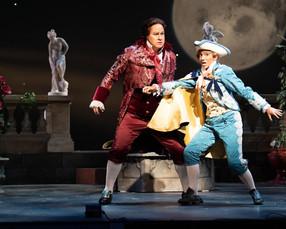 Cherubino, Le nozze di Figaro