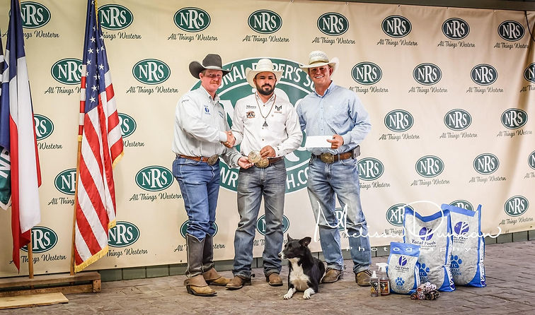 The American Ranch Dog Trials National C