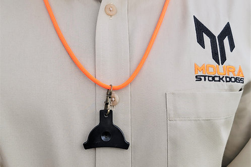 Stock Dog Whistle with Lanyard