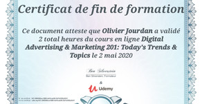 Digital Advertising & Marketing 201: Today's Trends & Topics