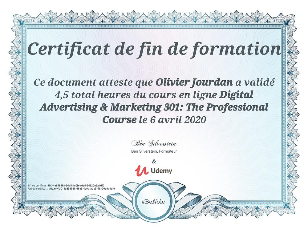 Digital Advertising & Marketing