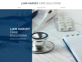 New website for www.caresolutions.ie