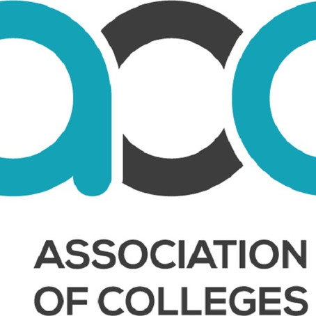 Thank you to the Association of Colleges (AoC) for supporting BRIT and the BRIT Challenge