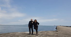 Finbar Furey teams up with his daughter on new song