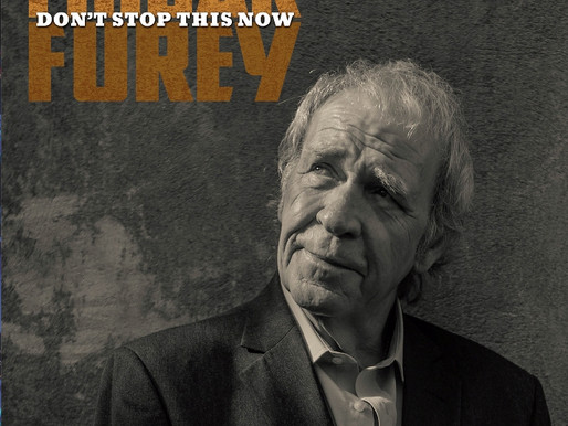 VIDEO PREMIERE: FINBAR FUREY: SWEET LIBERTY OF LIFE (LIVE FROM VICAR ST. DUBLIN)