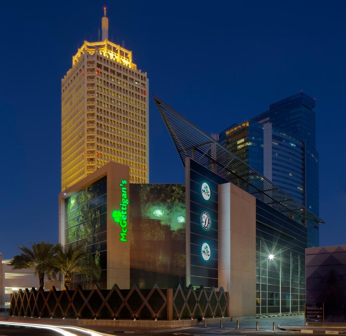 McGETTIGANS DWTC  DUBAI