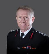 Roy Wilsher - Chair of the National Fire