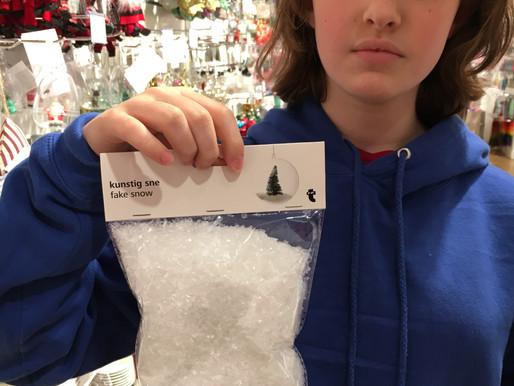 The Plastic Christmas Tree