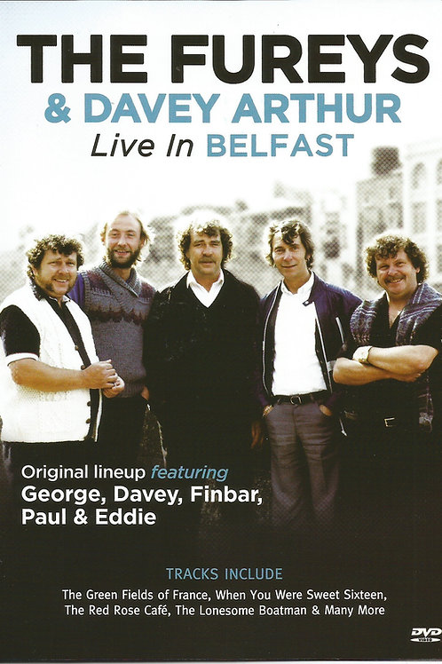 The Fureys Live in Belfast