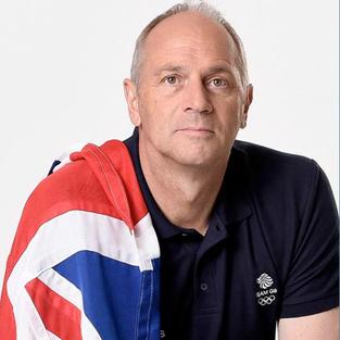 Sir Steve Redgrave CBE DL