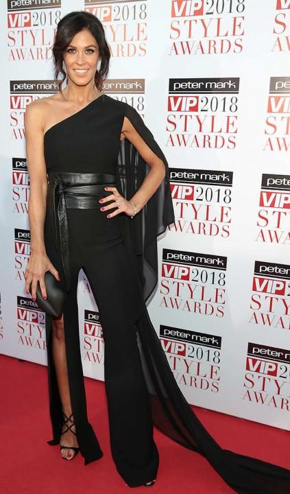 Glenda Gilson at the VIP Style Awards