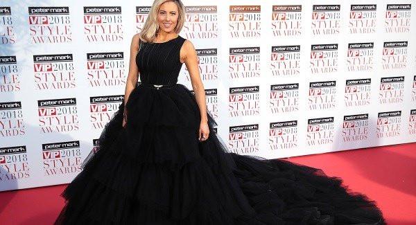 lisa Jordan at the VIP Style Awards