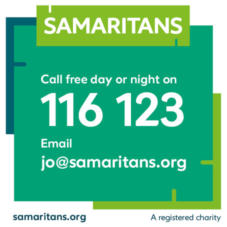 Row Britannia collaborates with Samaritans