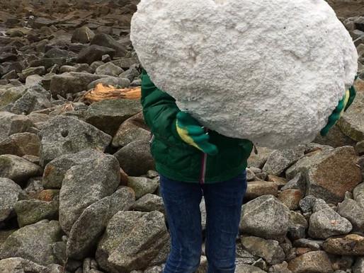 A Giant Snowball