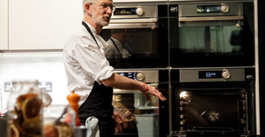 Kevin Thornton Cooking Demo
