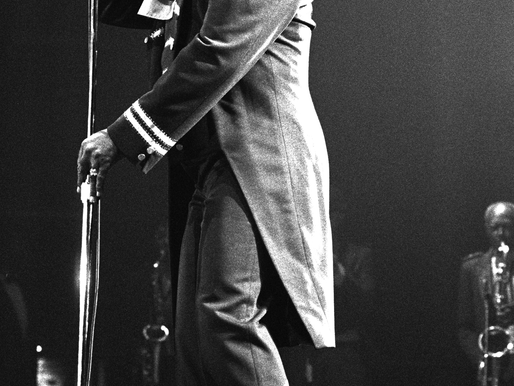 James Brown Live in Dublin C1990