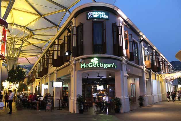 McGETTIGAN'S  SINGAPORE