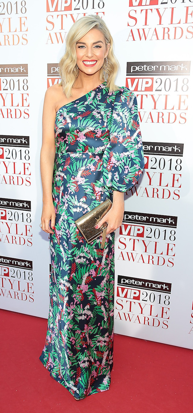 Pippa O'Connor at the VIP Style Awards