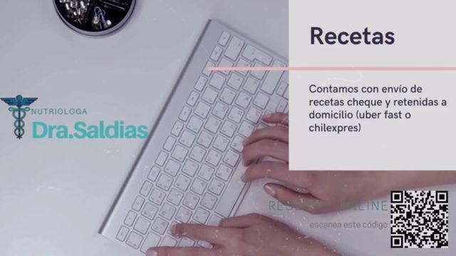 Consultas online!  Nutriología