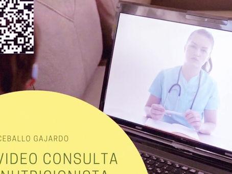 Consultas online!  Nutricionista