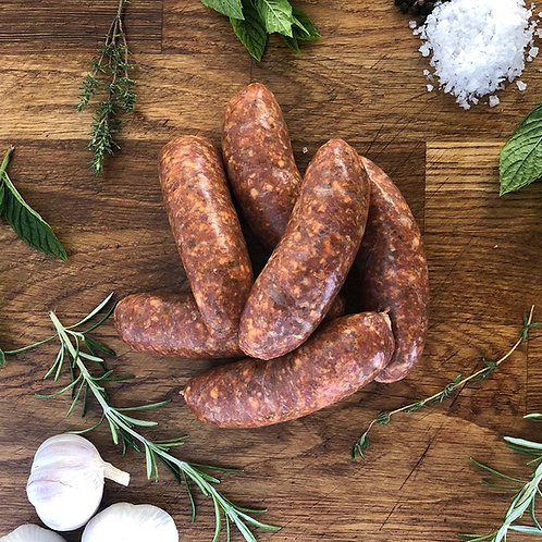 Merguez Lamb Sausages